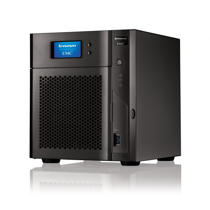 HD Externo NAS Iomega StorCenter px4-400d 24TB