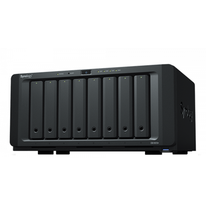 HD Externo NAS Synology DS1819 + 24TB