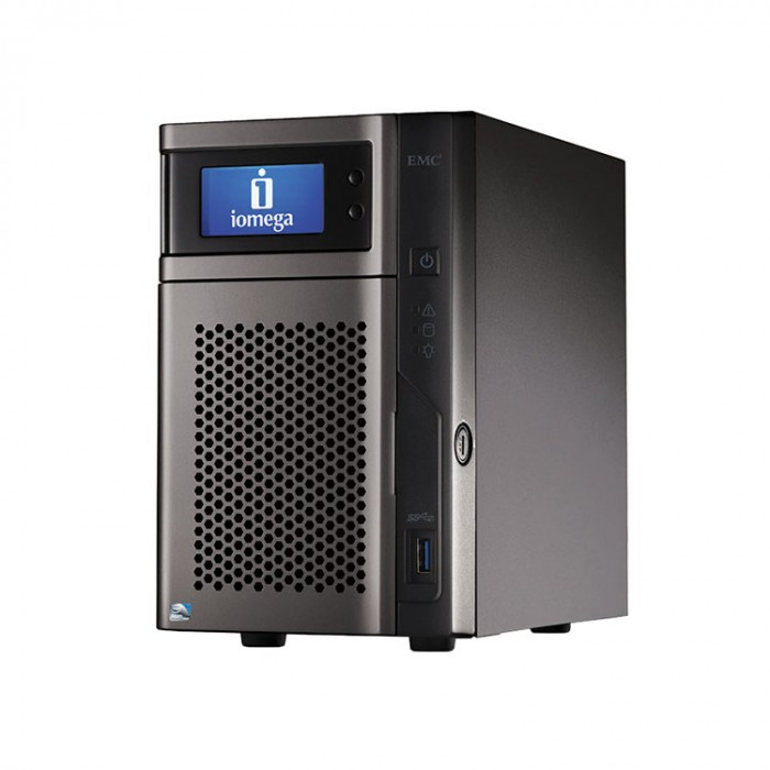 HD Externo NAS Iomega StorCenter px2-300d 8TB